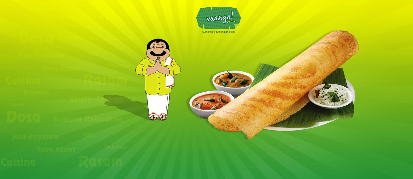 Authentic South Indian Restaurant
