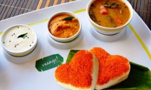 South indian idli and sambar recipe